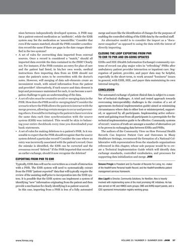 Journal Of Healthcare Information Management - Summer 2009